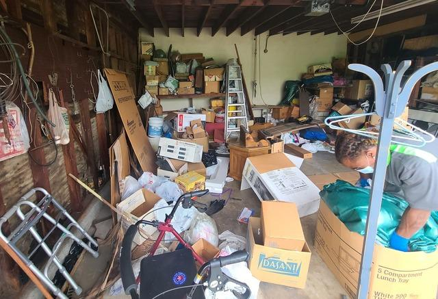 Home Cleanout and Furniture Removal in Gardena, CA