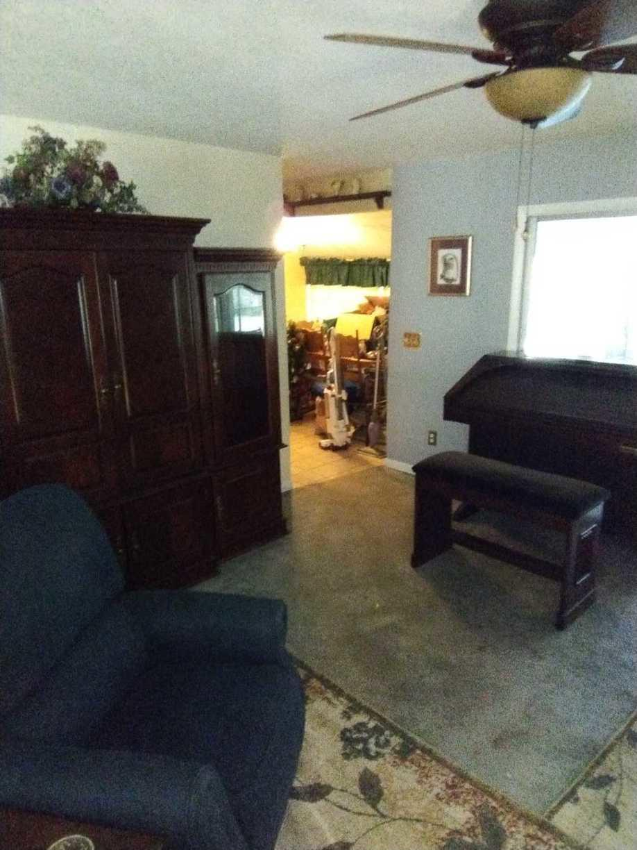 Multiple Organ and Entertainment center removal in Brandon, FL - Before Photo