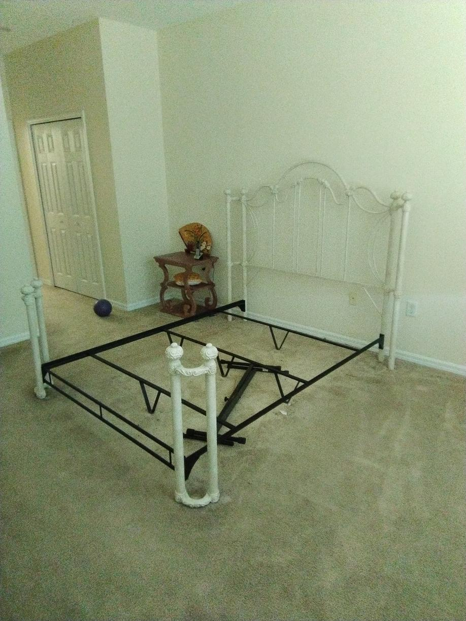 Bed removal in Brandon, FL - After Photo