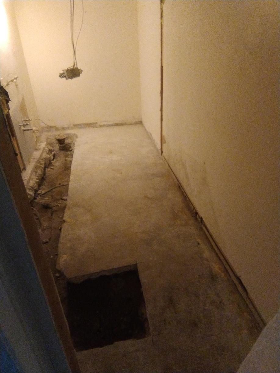 Construction material removal in Brandon, FL - After Photo