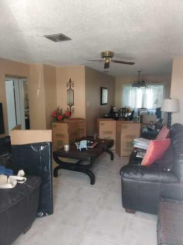 Estate Cleanout in Pinellas Park - Before Photo