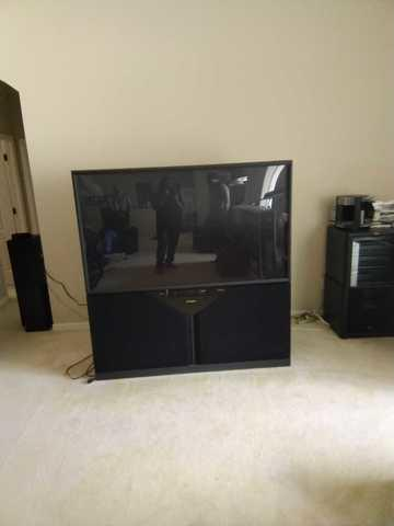 Valrico, FL television removal and recycle