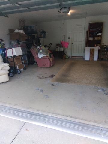 Riverview, FL garage Cleanout