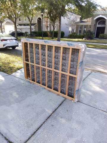 Mattress removal in Riverview, FL