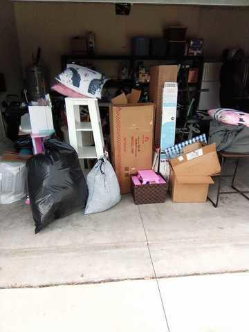 Garage Cleanout in Seffner, FL