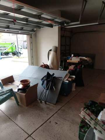 Garage Cleanout in Riverview, FL
