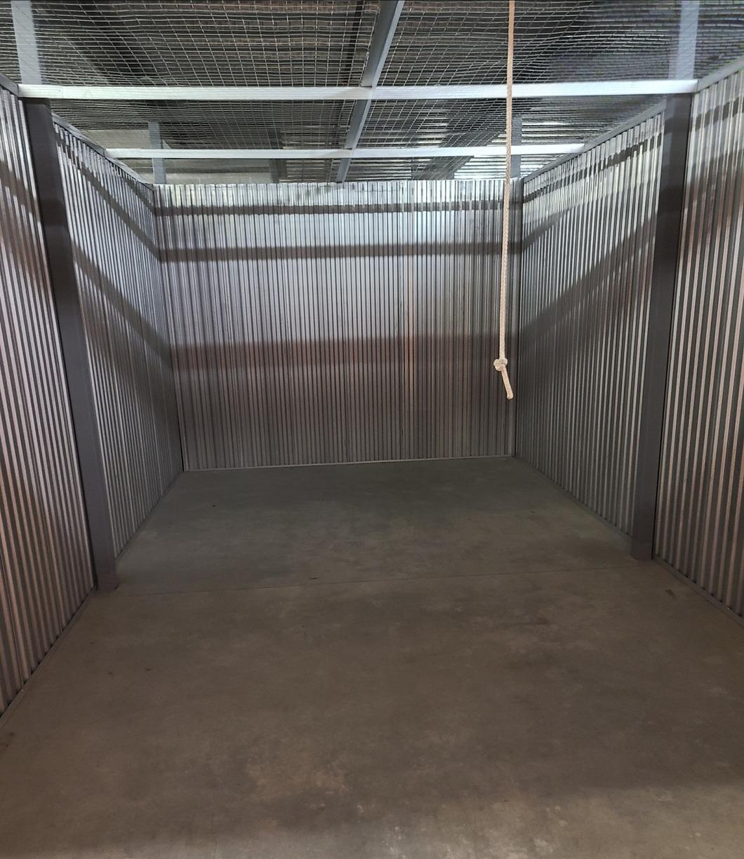 Storage Unit Cleanout in Waukegan, IL - After Photo
