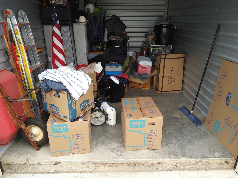 Storage Unit Cleanout Services in Nashville, TN - After Photo