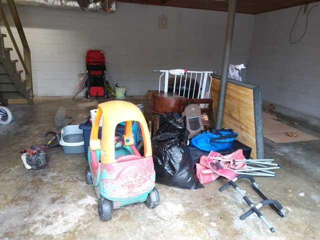 Garage clean out in Whites Creek, TN