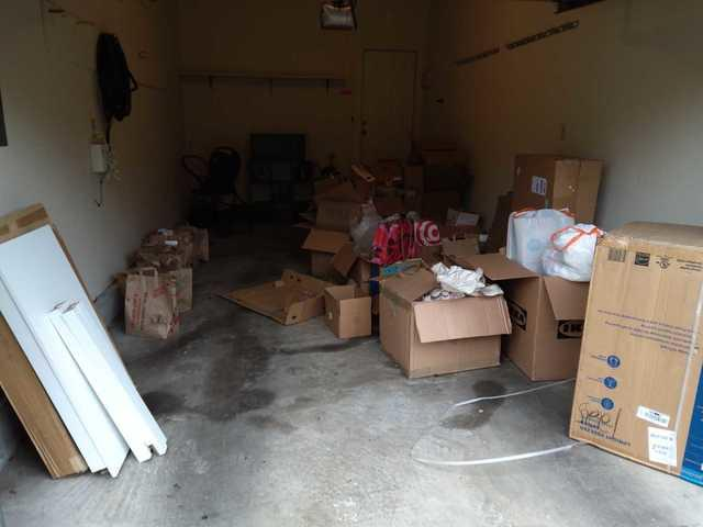 Garage clean out Green Hills, Nashville, TN