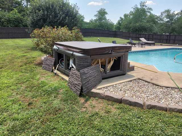 Hot Tub Removal Services in Brentwood, TN
