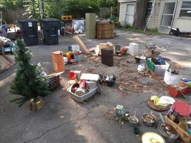 Yard Debris & Waste Removal Services in Nashville, TN
