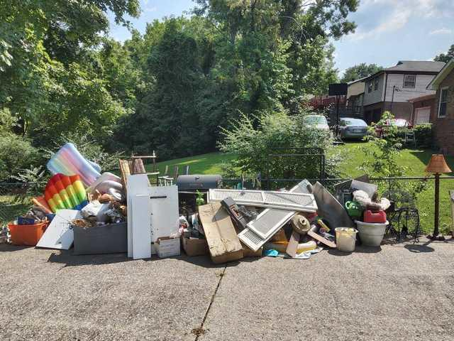 Junk Removal Services in Antioch, TN