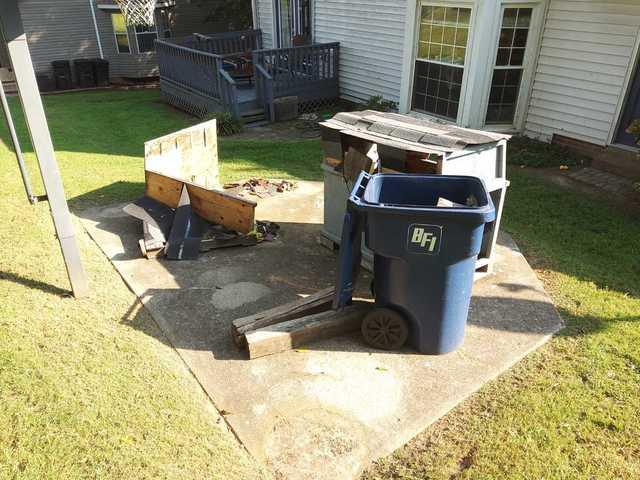 Junk Removal Services in Nashville, TN