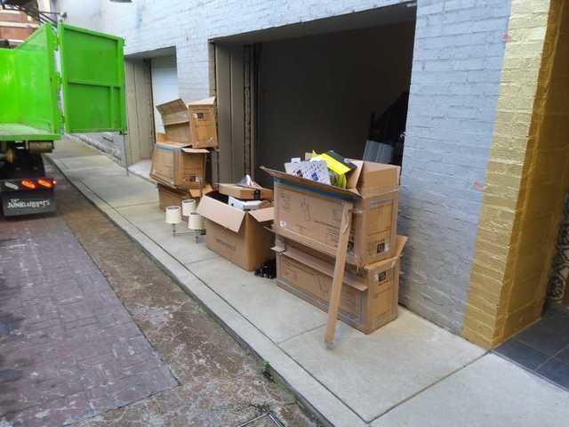 Garage Cleanout Services in Nashville, TN