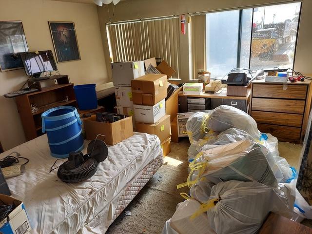 Estate cleanout services in San Pedro, CA.