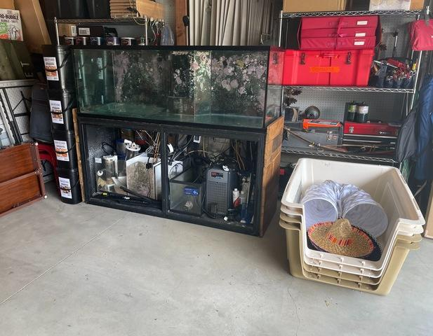 Spring Cleaning Services & Fish Tank Removal Rancho Palos Verdes, CA.