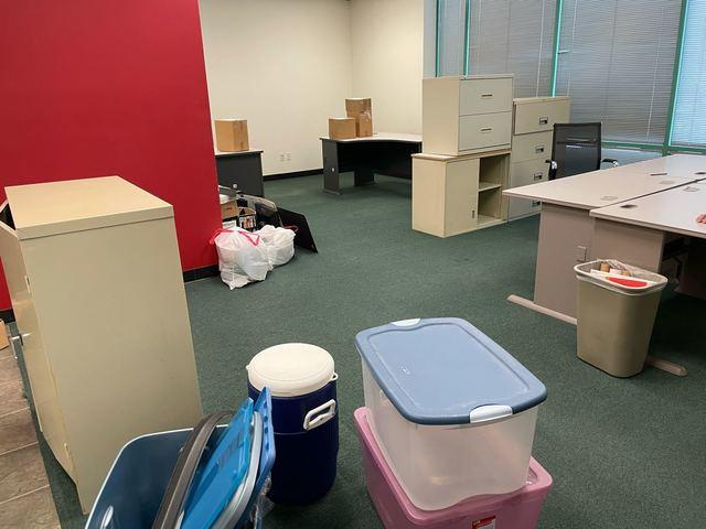 Office Cleanout in Torrance, CA.