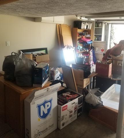 Garage Clear Out in Louisville, Kentucky