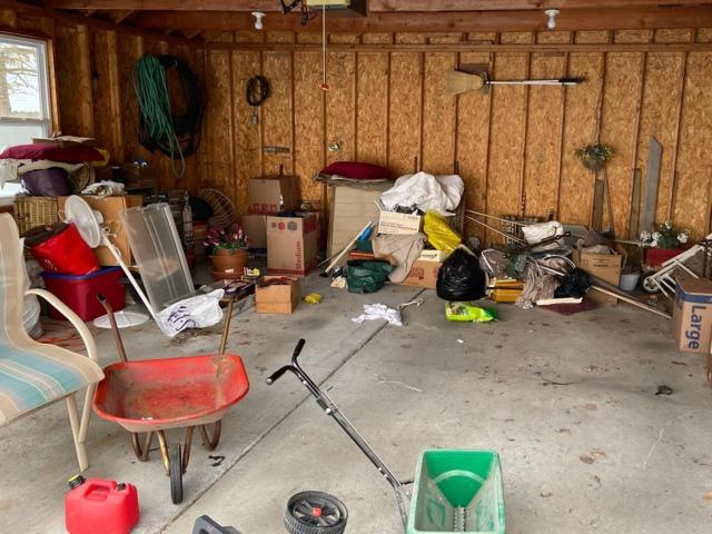 Garage Clean Out, Plymouth MI