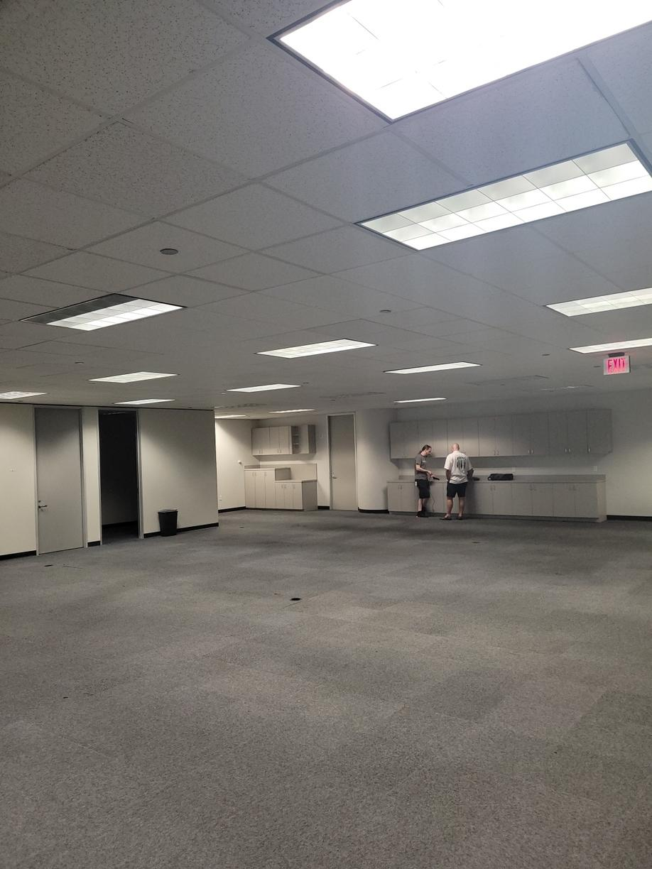 Office Cleanout in Houston, TX - After Photo