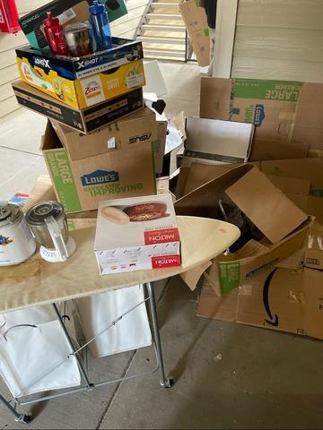 Junk Removal services in Katy, TX,