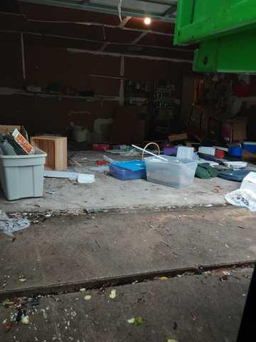 Garage Cleanout Services in Crabb, TX