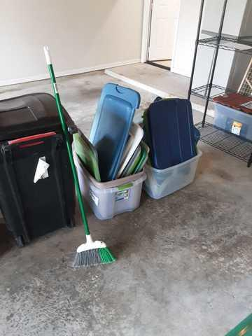 Garage Cleanout services in Katy, TX