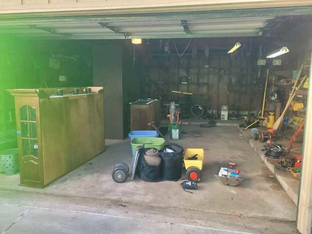 Garage Cleanout services in Sugar Land, TX
