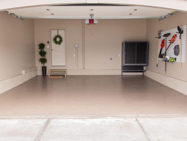 Complete Garage Renovation - After Photo