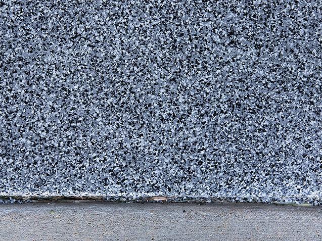 Concrete Garage Floor Renovation - After Photo
