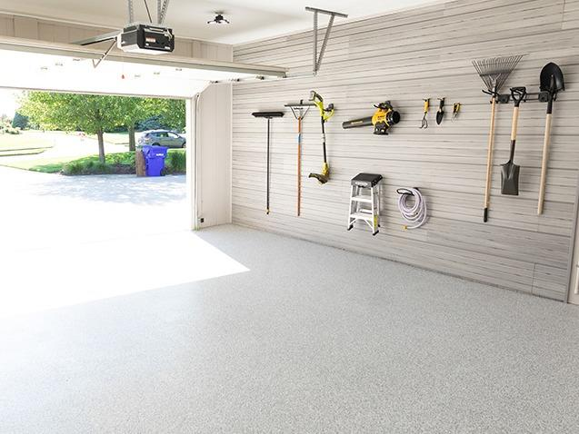 Full Garage Renovation - After Photo