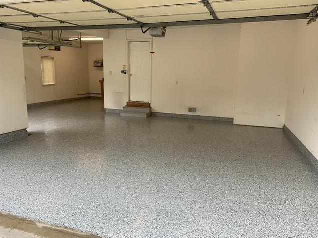 Garage Floor Restoration in Oak Grove, MO