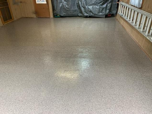 Garage Floor Coating Services in Independence, MO