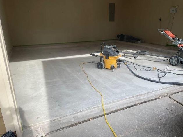 Garage Make-over in Richmond, TX
