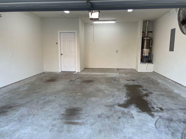 Garage floor renovation in Richmond, TX