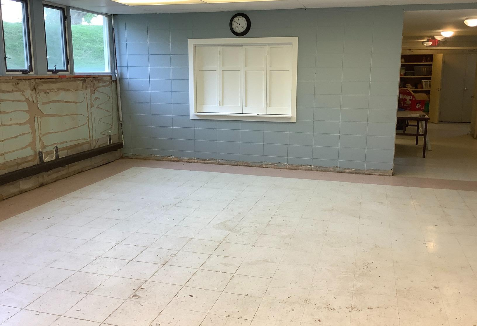 Commercial Basement Cleanout in Itasca, IL - After Photo