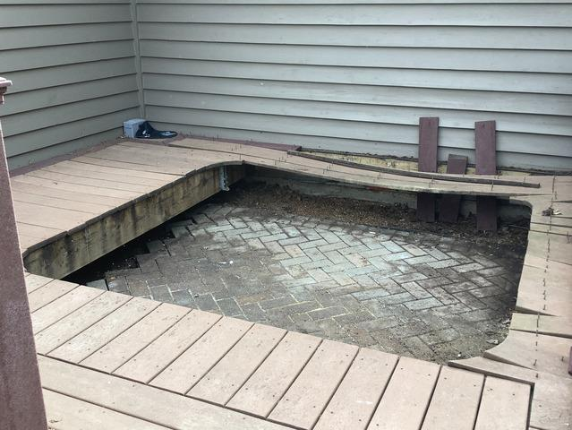 Hot Tub Removal in Saint Charles, IL - After Photo