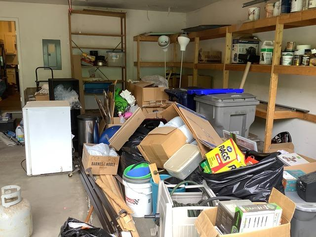 Garage Cleanout in Elgin, IL