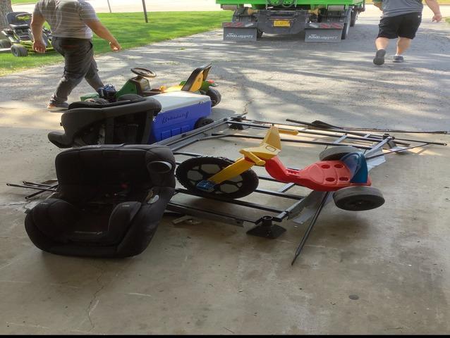 Garage Cleanout in Wheaton, IL