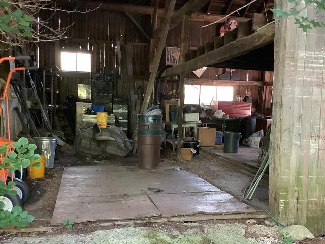 Barn Junk Removal in Barrington, IL