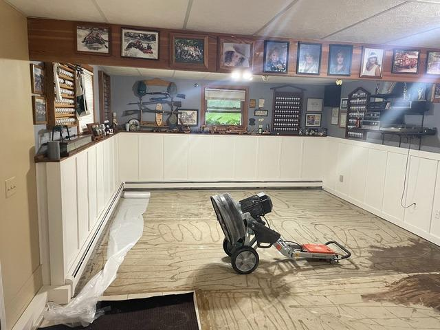 Making a Door, MI Garage Display-Worthy - Before Photo