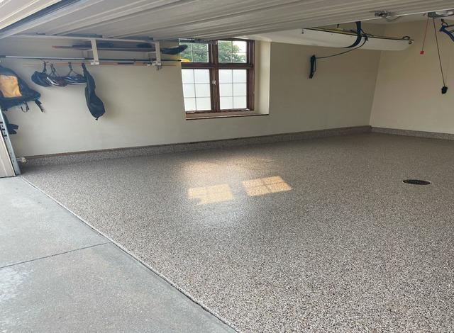 Cleaning Up a Muskegon, MI Garage - After Photo