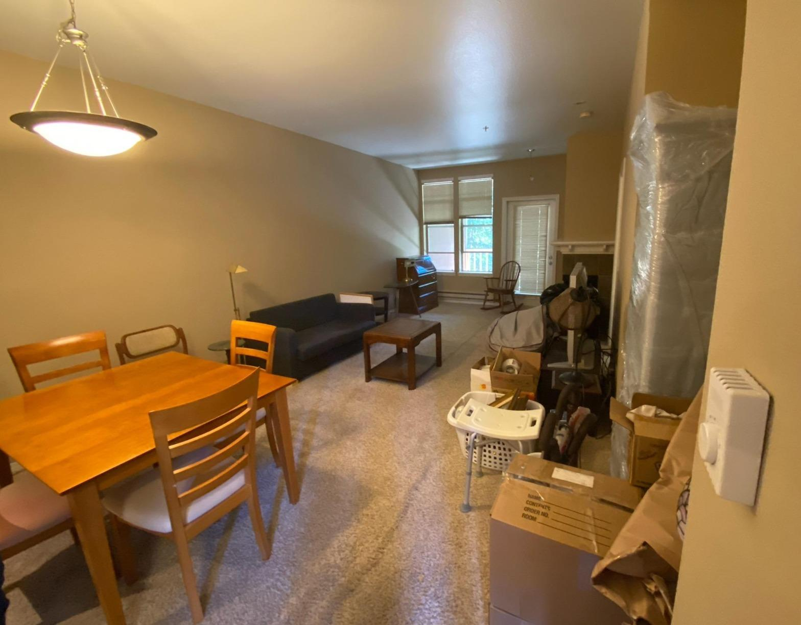 Estate Cleanout Services in Issaquah, WA - Before Photo