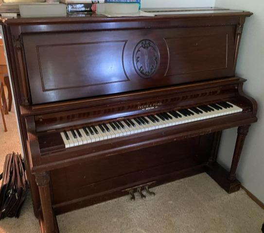 Piano Removal Services in Bothell, WA