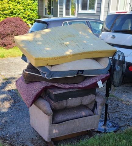 Curbside Pickup Services in Seattle, WA