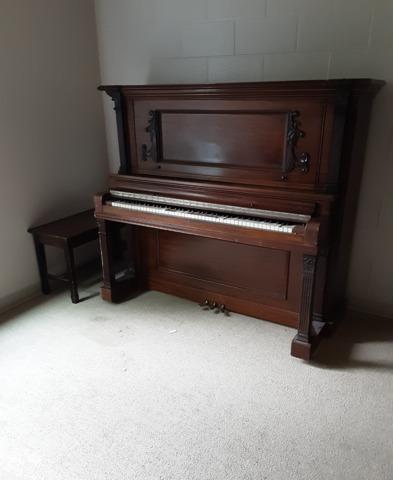 Piano Removal Services in Everett, WA