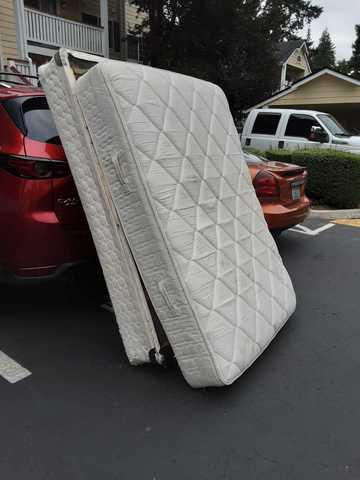 Mattress Removal Services in Bothell, WA