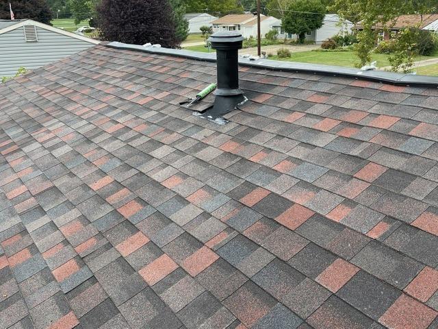Brand New Roof in Leavittsburg, Ohio - Before Photo