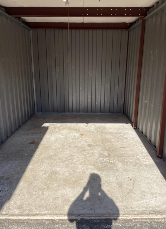 Jacksonville, Fl Storage unit clean out - After Photo